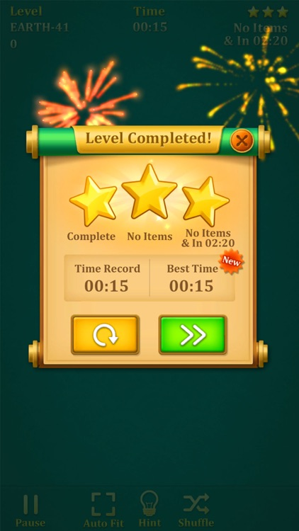 Mahjong Solitaire: Classic screenshot-6