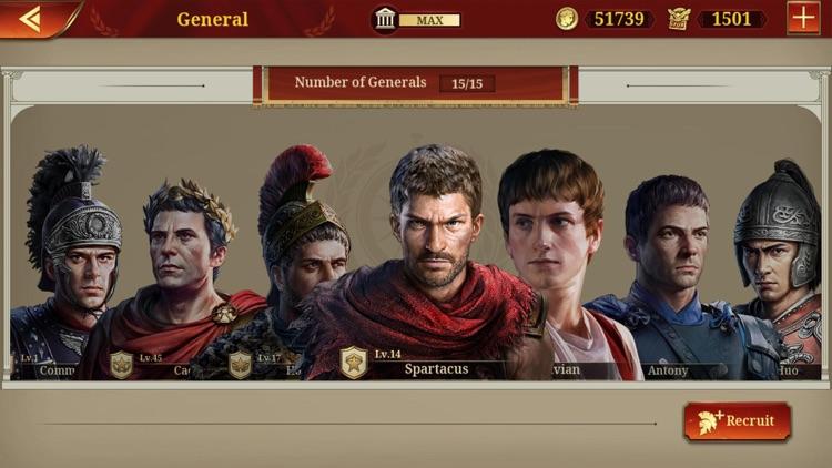 Great Conqueror: Rome screenshot-8