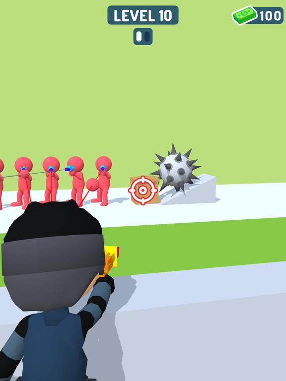 Sniper Runner screenshot 8