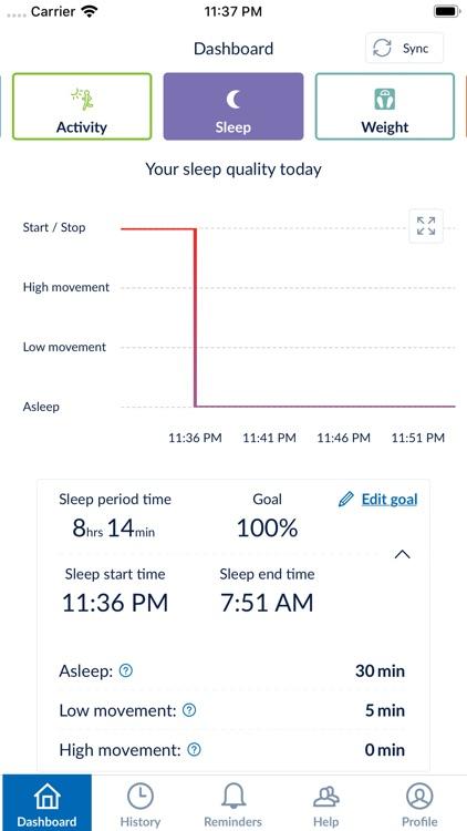 OMRON HeartAdvisor screenshot-3