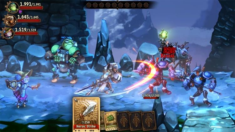 SteamWorld Quest screenshot-0