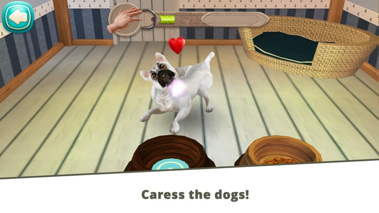 Dog Hotel - Play with dogs screenshot-8