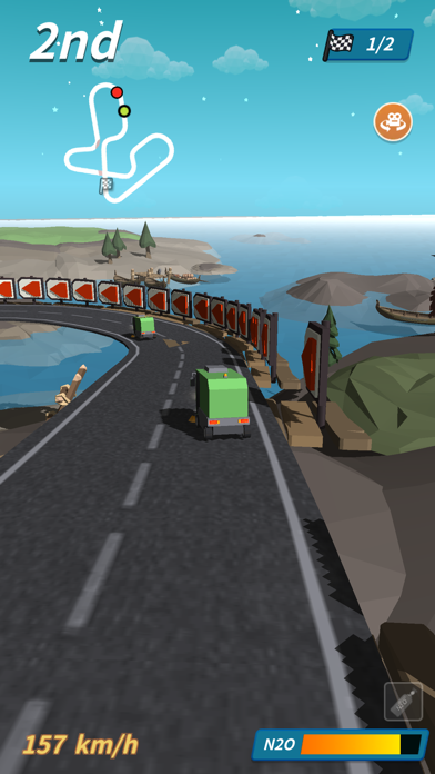 Merge Racing 2020 screenshot 8