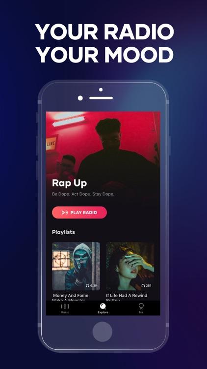 Resso - Music, Radios & Charts screenshot-3