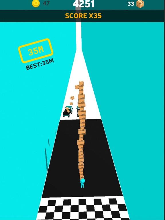 Box Stack Tower Balance screenshot 6