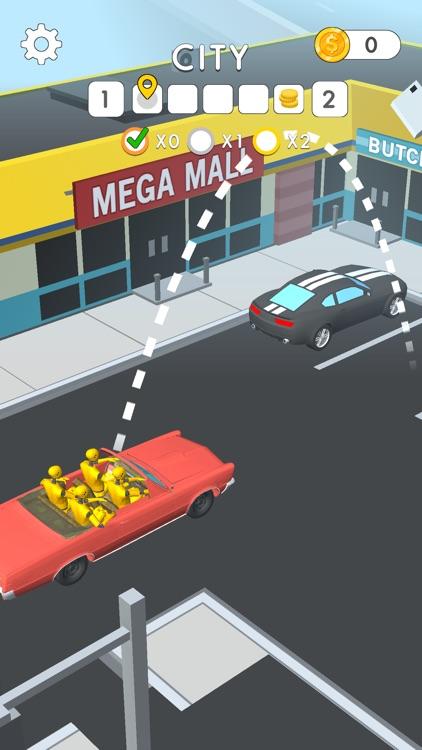 Car Flip -  Parking Heroes