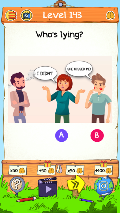Braindom 2:Who is Who Riddles? for windows pc