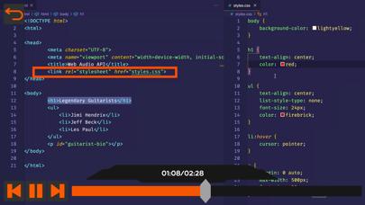 Web Audio Explore Course screenshot 3