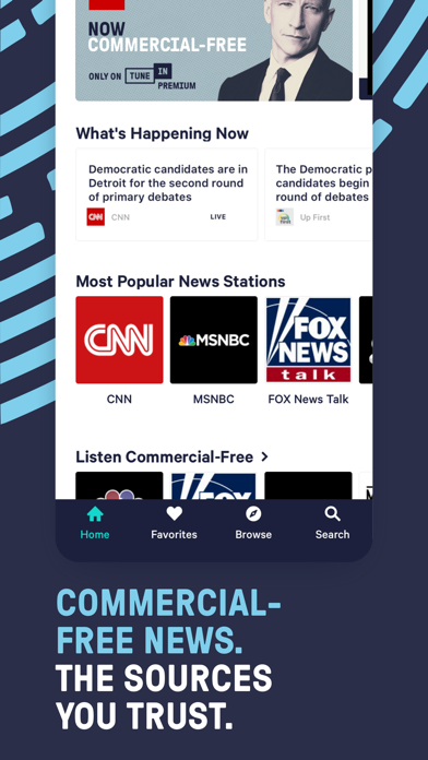 messages.download TuneIn Radio: News & Podcasts software