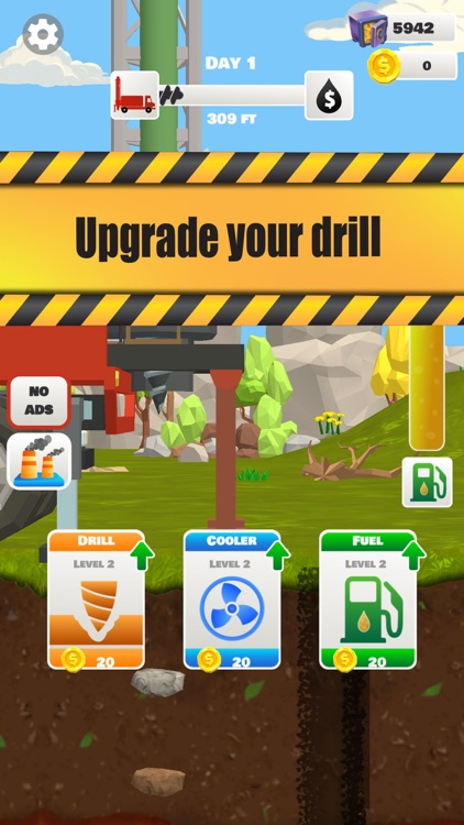 Oil Well Drilling screenshot-5