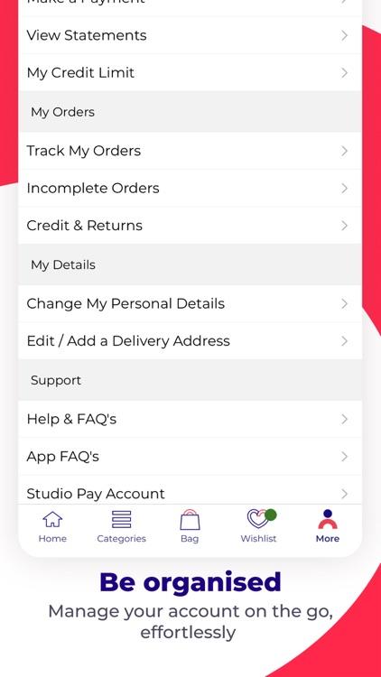 Studio: Home of value shopping screenshot-5