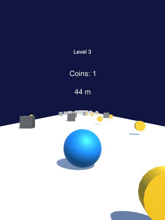 Crazy Ball Dash 3D screenshot 5