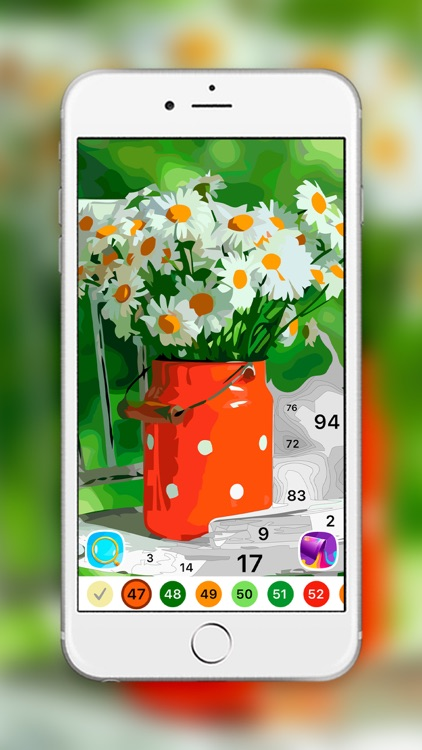 Color by Numbers for Adults screenshot-6