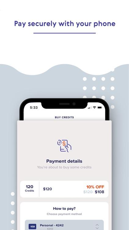ByNext - Home Help, Delivered screenshot-4