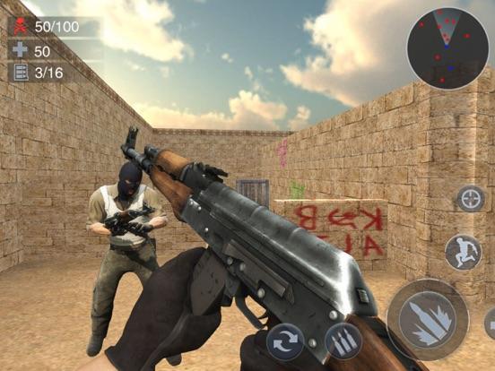 Gun Strike- Critical Ops Mobleのおすすめ画像5