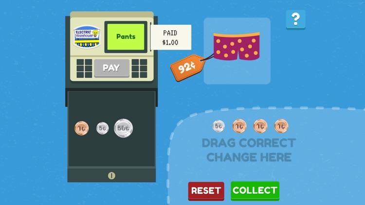 Happy Shoppers: Money maths! screenshot-7
