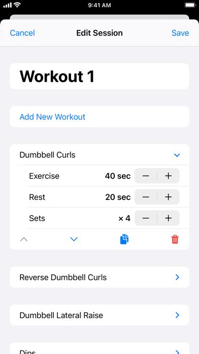 Timed: Workout Timer