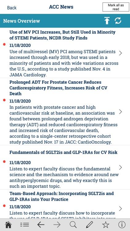 ACC Guideline Clinical App screenshot-5