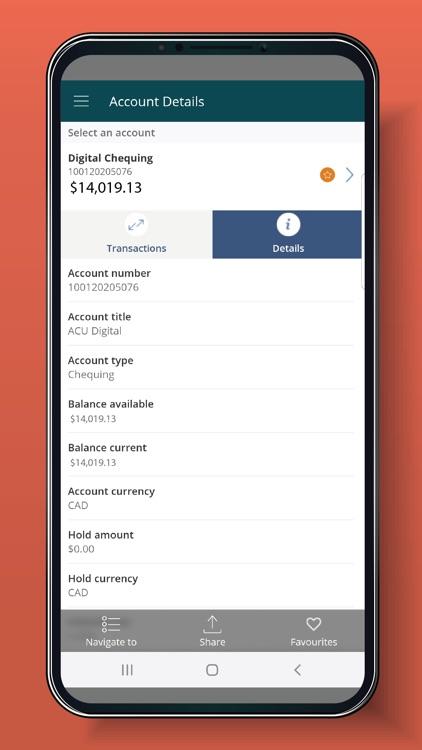 ACU Mobile App