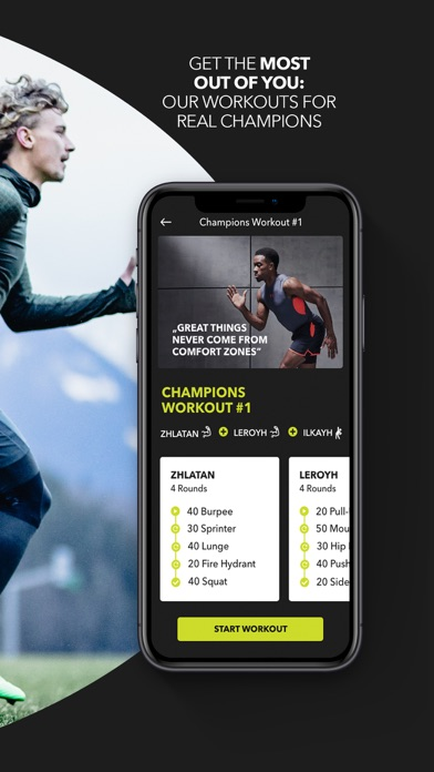 messages.download Football Training - B42 software