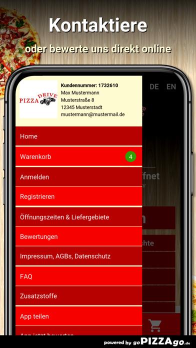 Pizza Drive Pohlheim screenshot 3