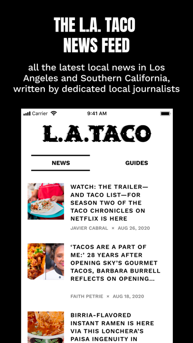 L.A. TACOScreenshot of 1