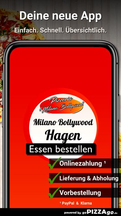 Milano Bollywood Hagen screenshot 1