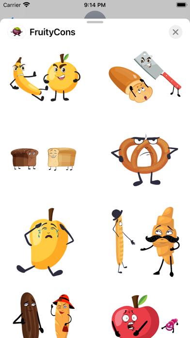 FruityCons screenshot 3