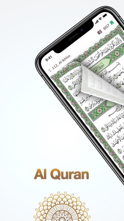 Al Quran by Quran Touch screenshot-3