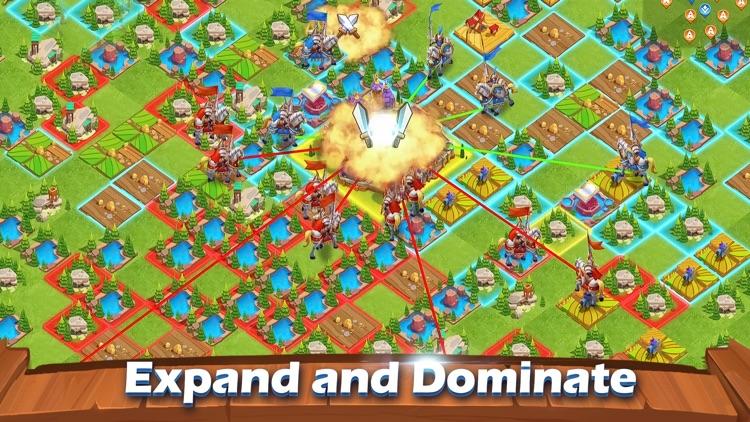 Castle Clash: Guild Royale screenshot-4