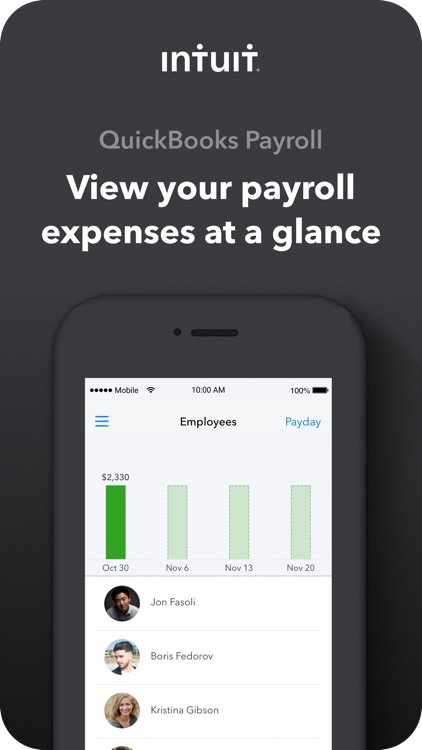 QuickBooks Payroll screenshot-0
