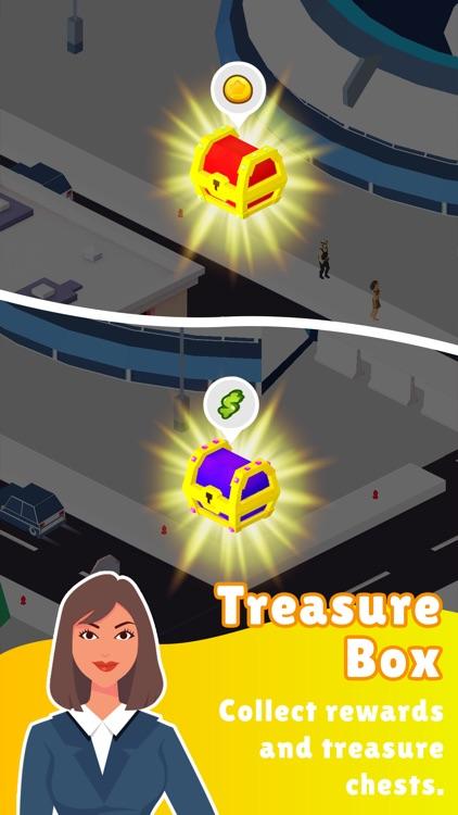 Taxi Inc. - Idle City Builder screenshot-3