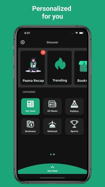 Paana screenshot-3