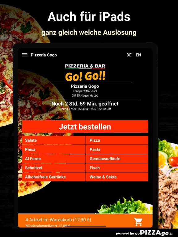 Pizzeria Gogo Hagen Haspe screenshot 7