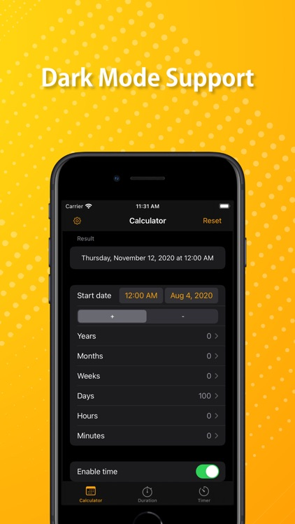 Calculator for Date and Time screenshot-3