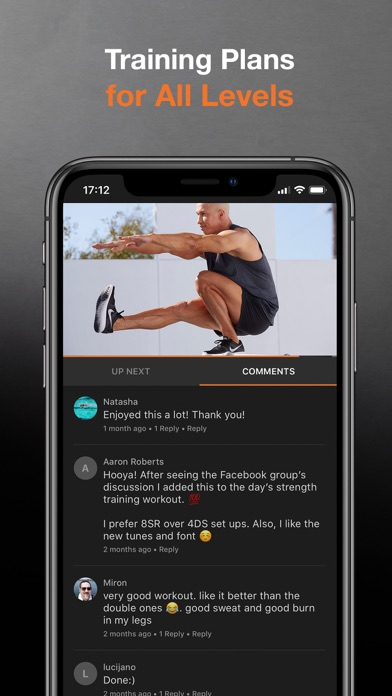 Mark Lauren On Demand: Fitnessのおすすめ画像1