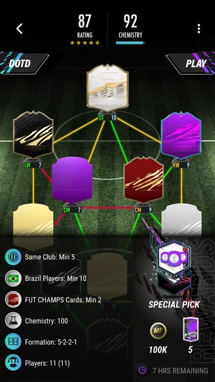 MAD FUT 21 Draft & Pack Opener screenshot-3