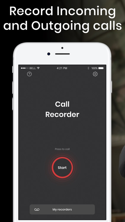 Phone Call Recorder App - ACR