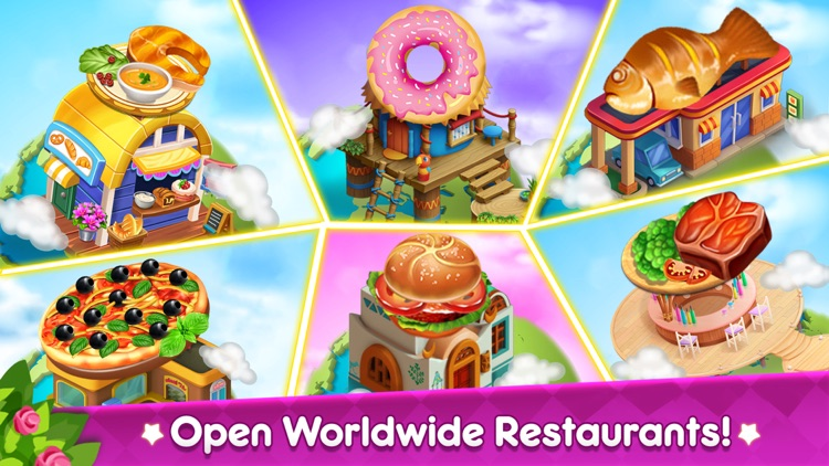 Cooking Food: Chef Craze Games screenshot-4
