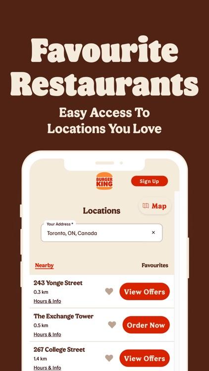 Burger King Canada screenshot-3