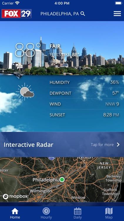 FOX 29: Philadelphia Weather