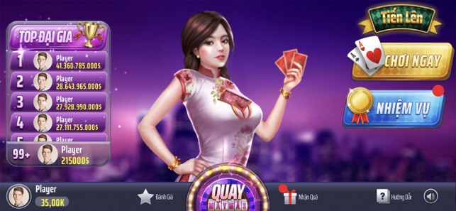 Tiến Len Miền Nam Offline On The App Store