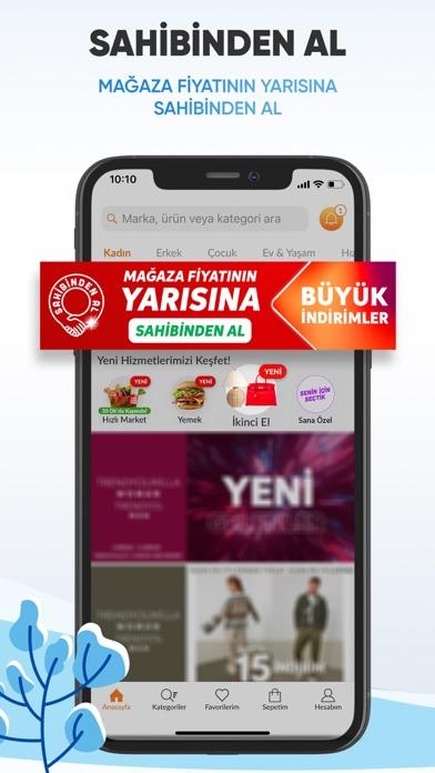 Herunterladen Trendyol - Online Alışveriş für Pc