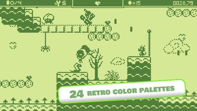 Pixboy - Retro 2D Platformer screenshot 3