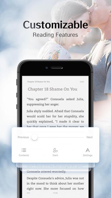 WeRead: Fiction & Chat Storiesスクリーンショット