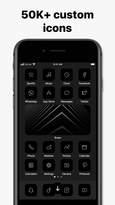 Brass - Custom App Icons wiki review and how to guide