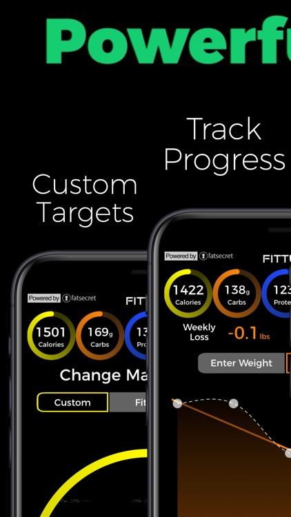 Food & Macro Tracker By Fittur screenshot-4