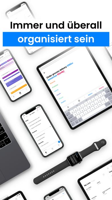 Any.do: Aufgabenliste KalenderScreenshot von 2