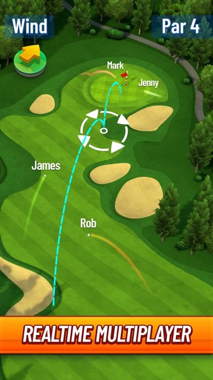 Golf Strike screenshot-0