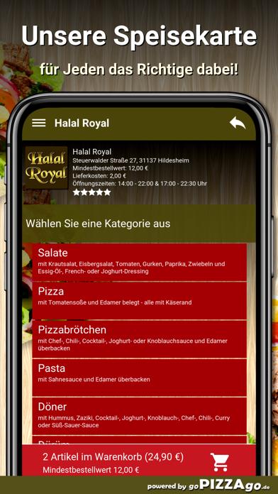 Halal Royal Hildesheim screenshot 4
